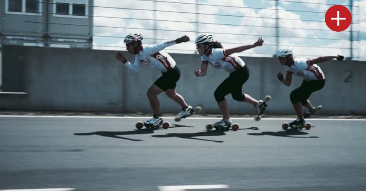 Des Allemands ont créé les rollers les plus rapides au monde