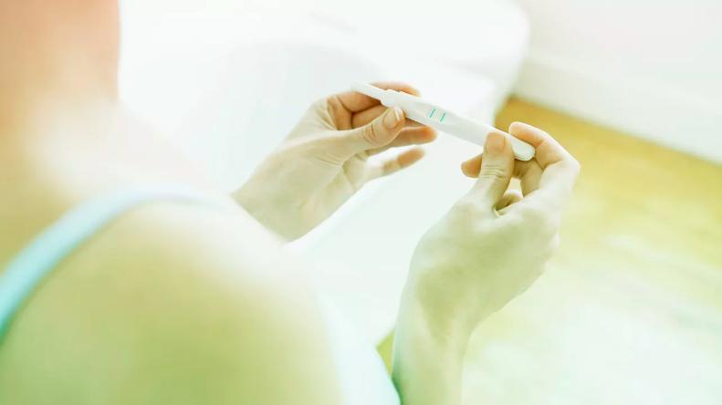 Le premier test de grossesse biodégradable arrive