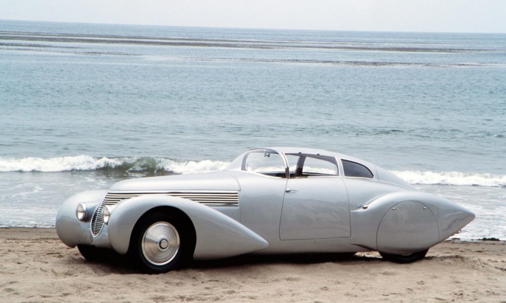 Un carrossier français a créé 5 des plus belles voitures au monde