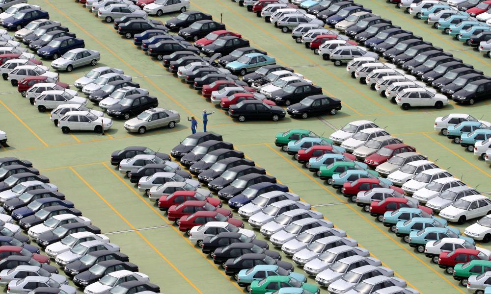 Deux fois plus de places de parking grâce aux voitures autonomes