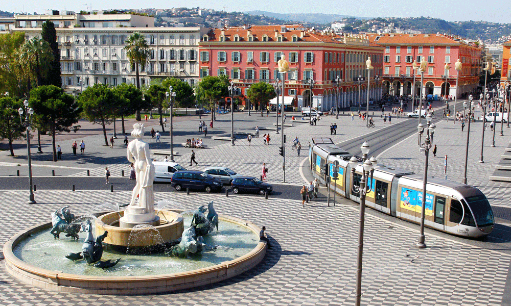 Nice classée 13e ville la plus mobile au monde