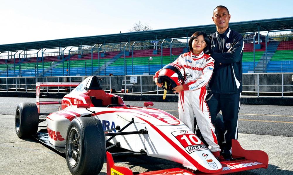 À 11 ans, cette Japonaise bat tous les records de vitesse