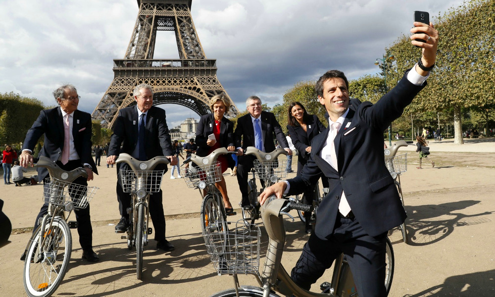 Les salariés qui vont au boulot à vélo seraient 30% moins absents que les autres