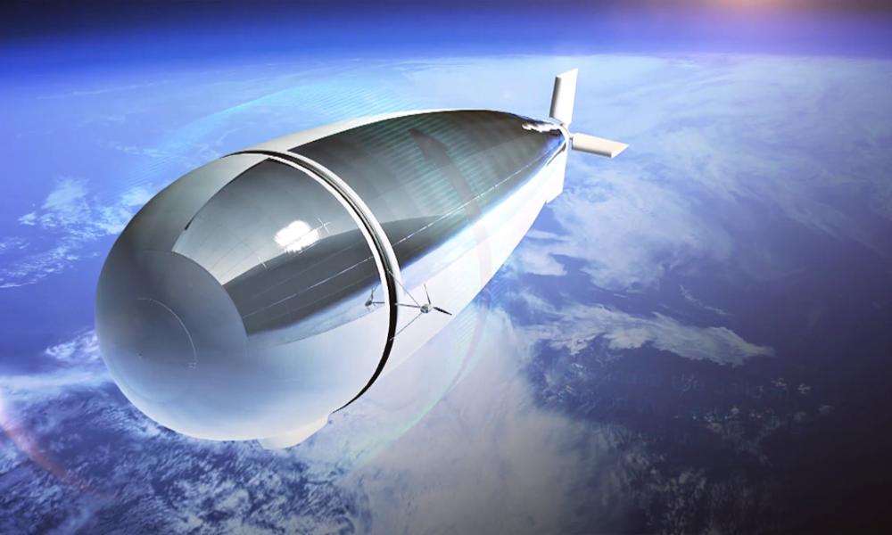 Des dirigeables autonomes voleront en France d'ici 2020
