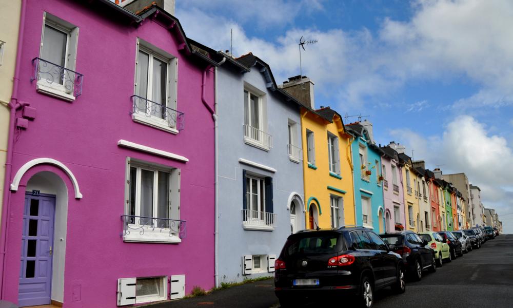 À Brest, on peut être payé pour repeindre sa façade