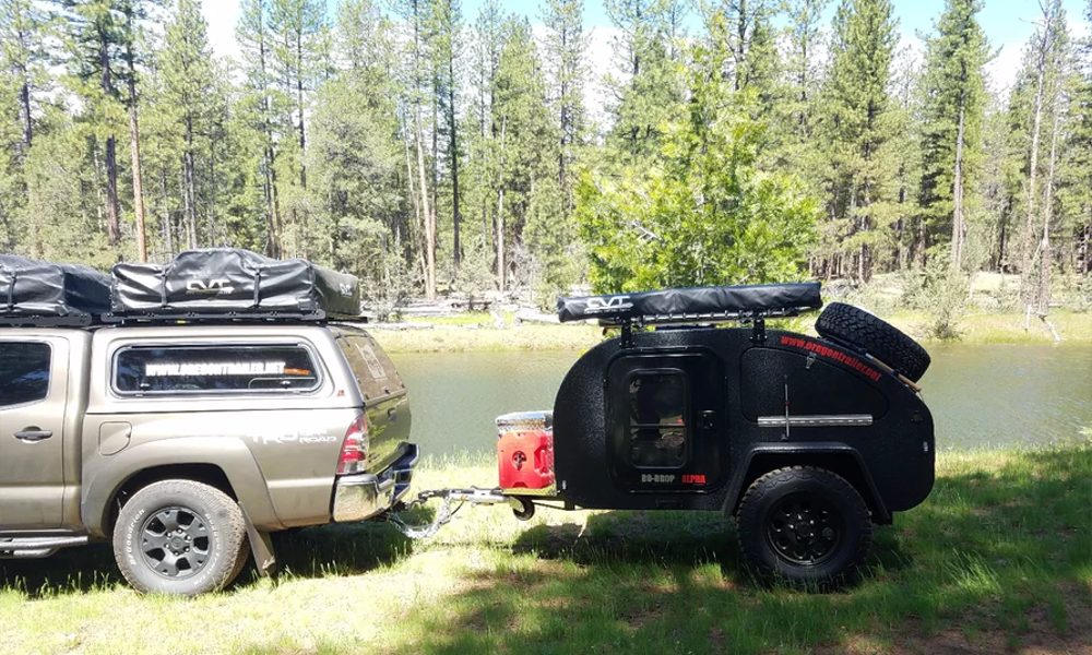 Pour les aventuriers de l'extrême, il existe une caravane indestructible