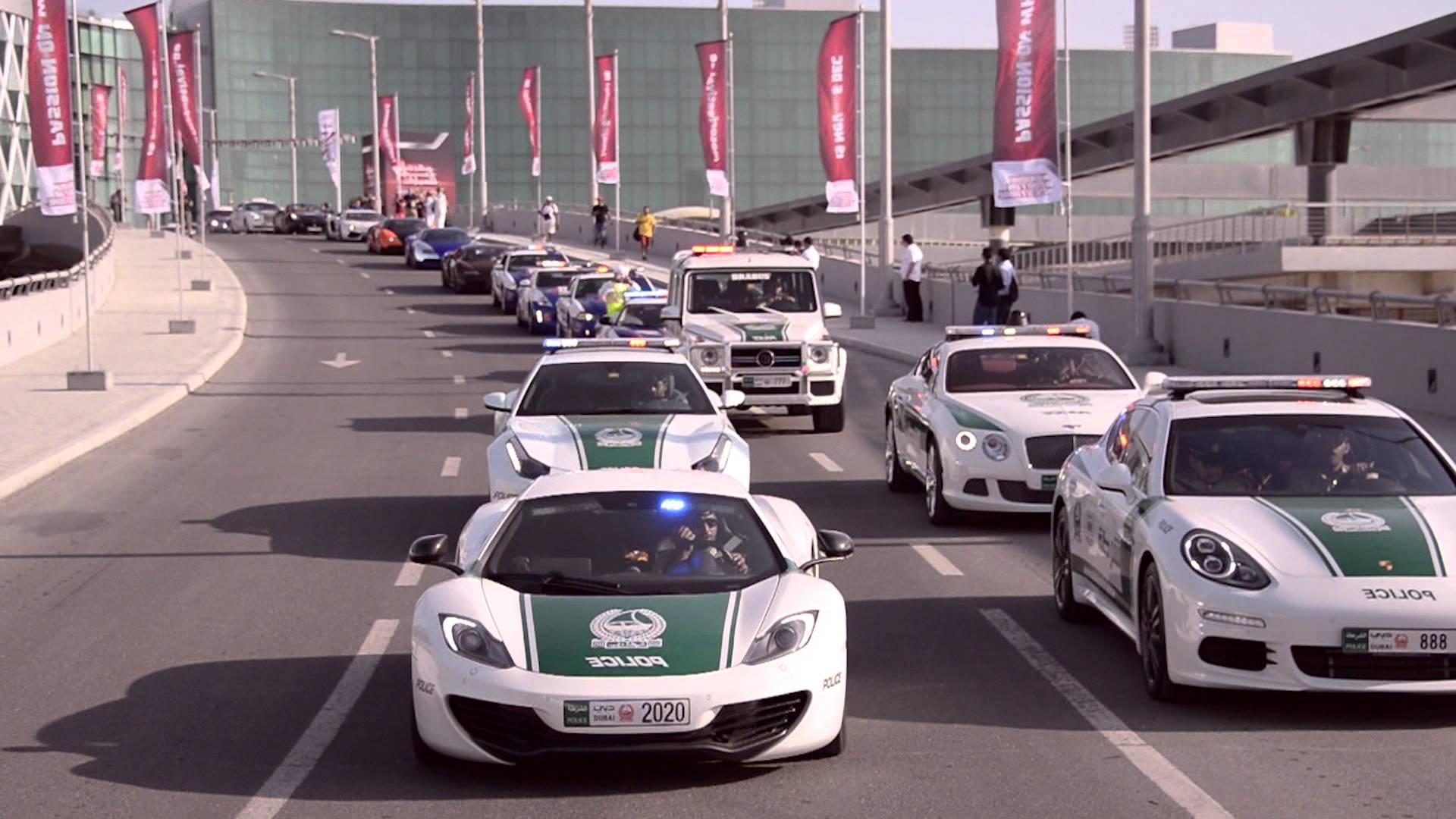 Dubaï inaugure les plaques d'immatriculation connectées