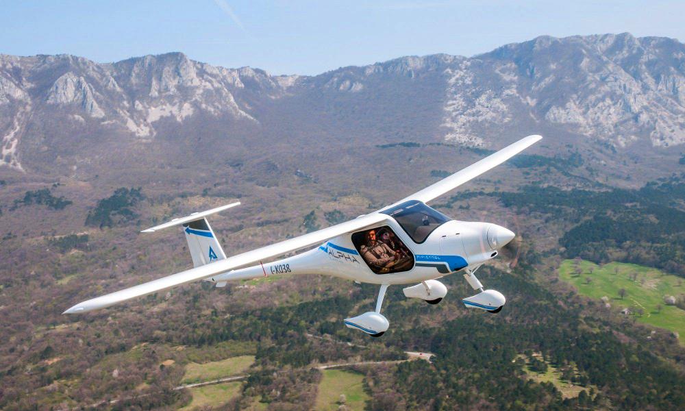 Cet avion électrique consomme moins de 3 euros par vol