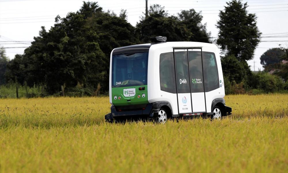 Des chercheurs américains inventent la voiture autonome rurale
