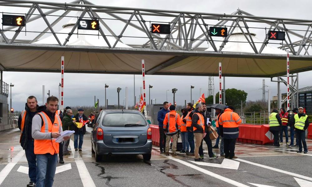 Le Pays basque veut des autoroutes gratuites pour réduire ses bouchons