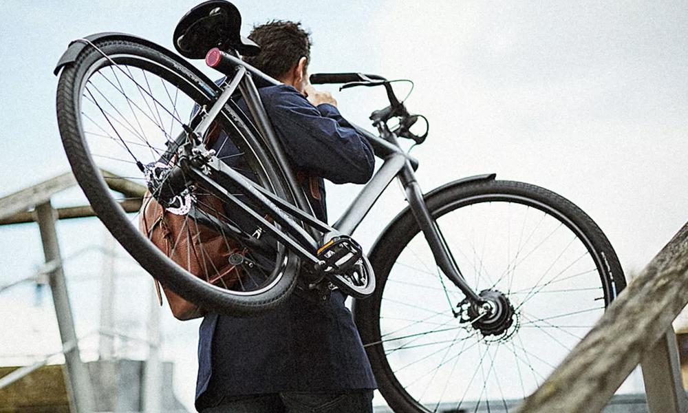 Des Holandais inventent le vélo impossible à voler