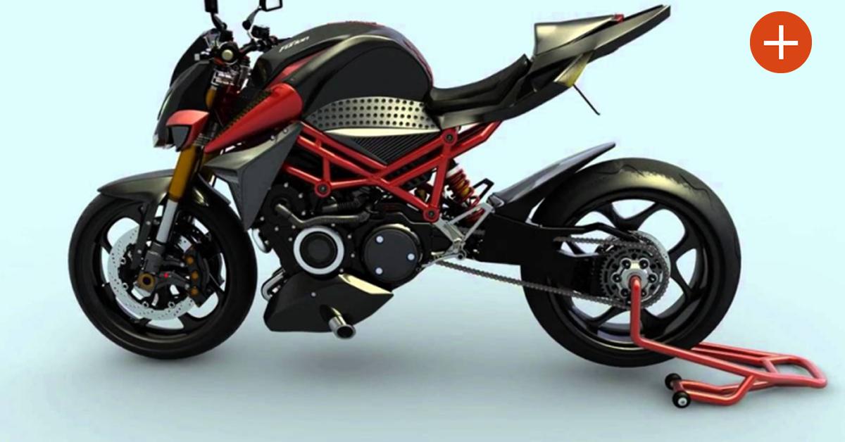 Sans surprise, la première moto hybrideau monde vient du Mans