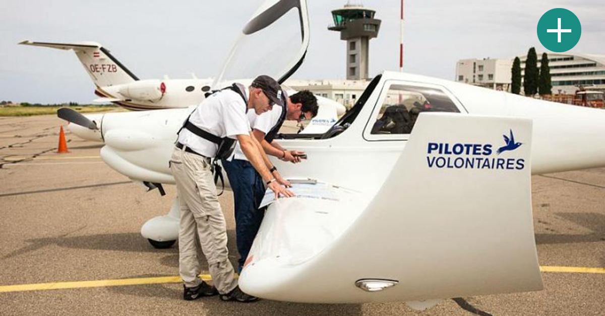 Deux Français achètent un avion pour sauver les migrants en Méditerranée