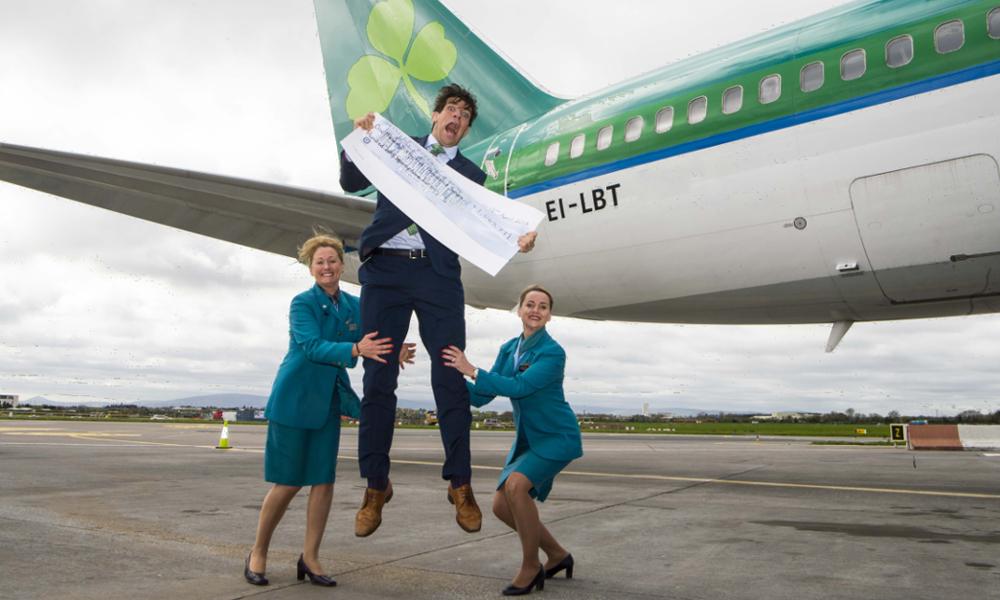 Une compagnie aérienne vous propose de devenir pilote de ligne