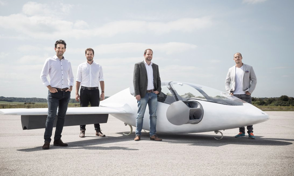 """Ces Toulousains inventent le taxi volant """"made in France"""""""