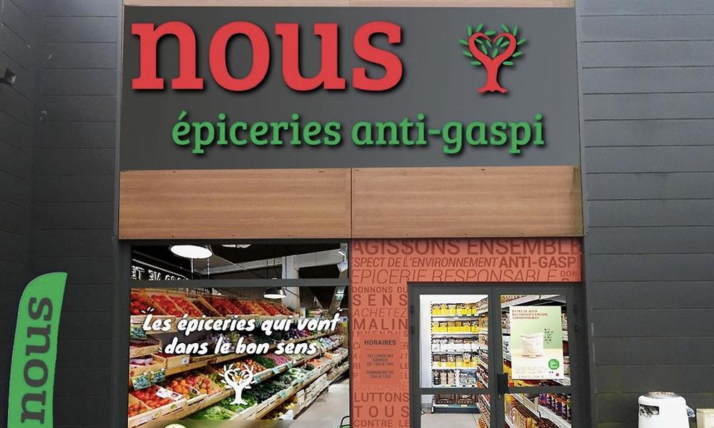 La première épicerie anti-gaspillage vient d'ouvrir à Rennes