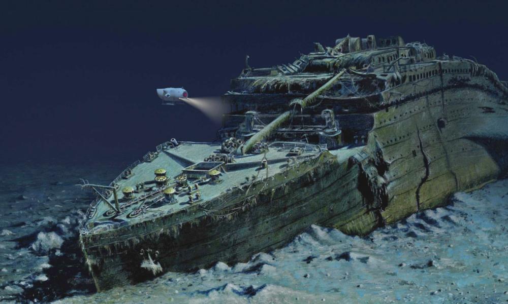 Plus cool tu meurs : une agence propose de visiter l'épave du Titanic