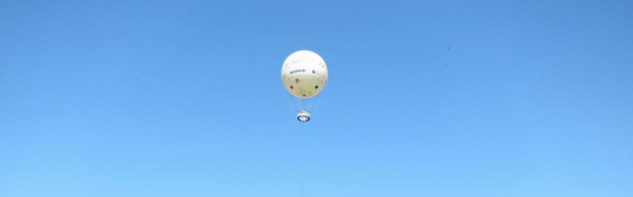 Des Français lancent des voyages vers l'espace en montgolfière