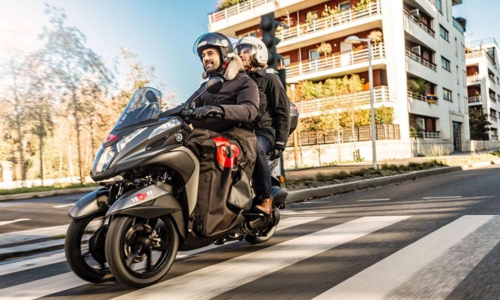 À Paris, ces scooters à trois roues sont en libre-service