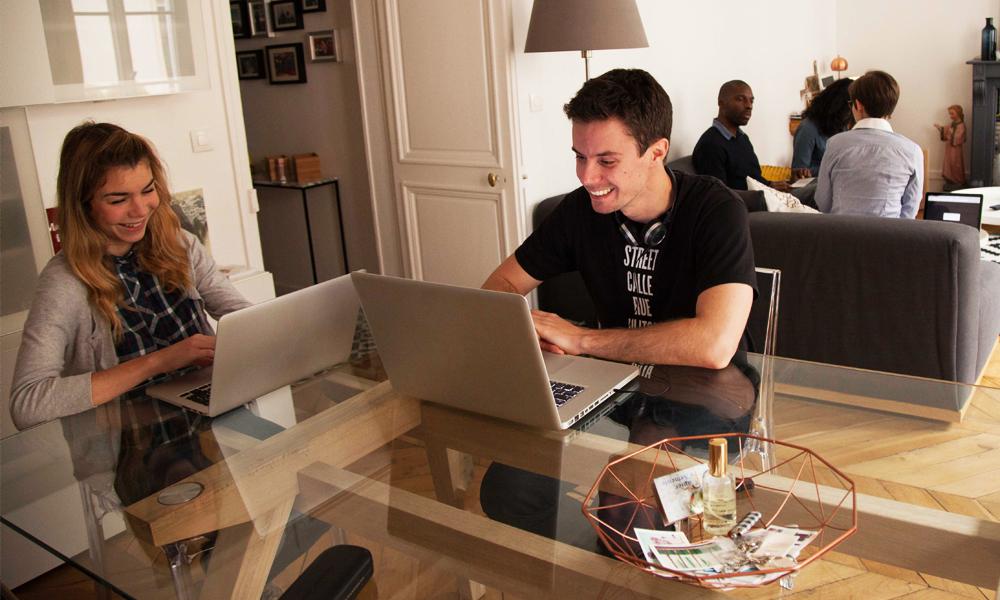 Le coworking à la maison : pour bosser mieux et à plusieurs