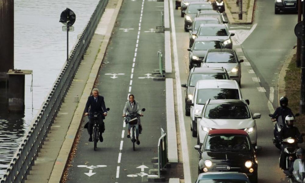 Officiel : Paris est définitivement plus rapide en vélo qu'en voiture