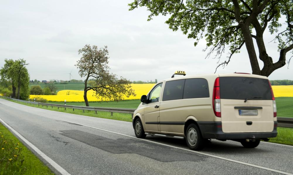 Les taxis amateurs bientôt autorisés à la campagne ?