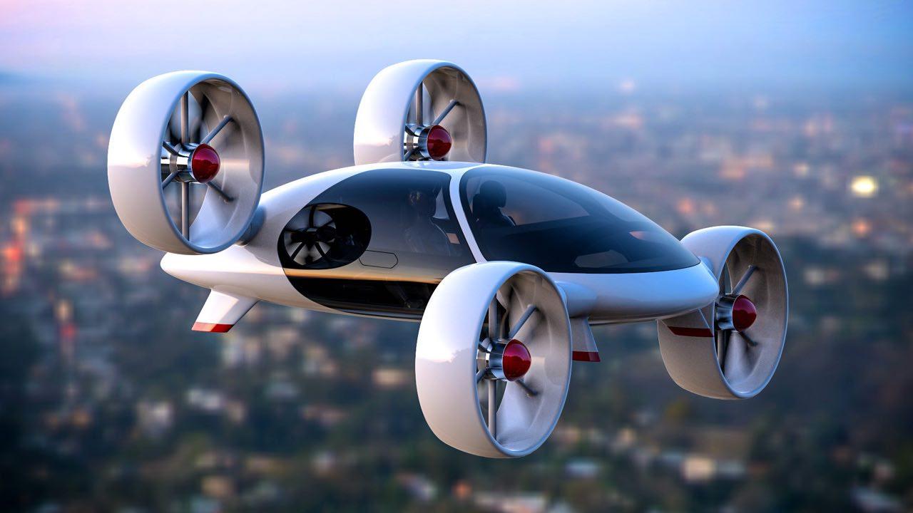 Paris, future capitale des taxis volants ?