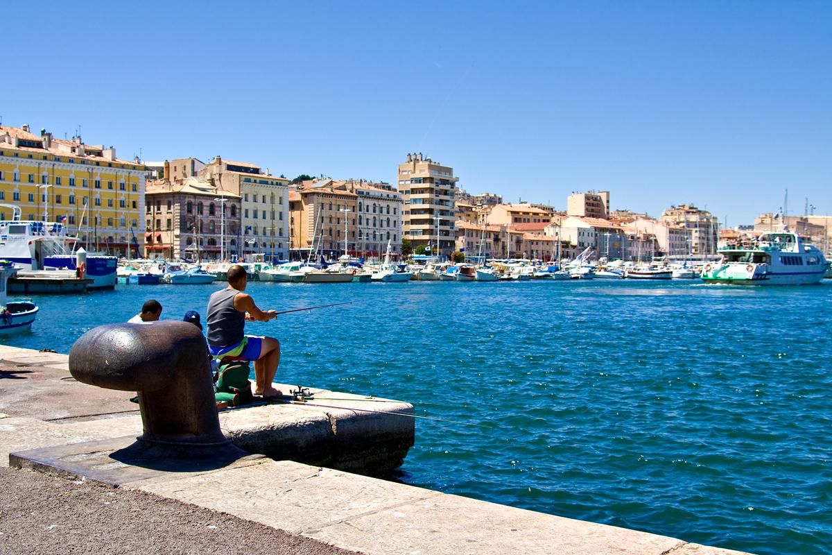 """Surprise : Marseille serait la """"ville la plus verte de France"""""""