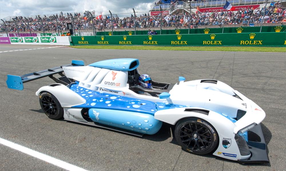 Les voitures à hydrogène rouleront bientôt aux 24 Heures du Mans