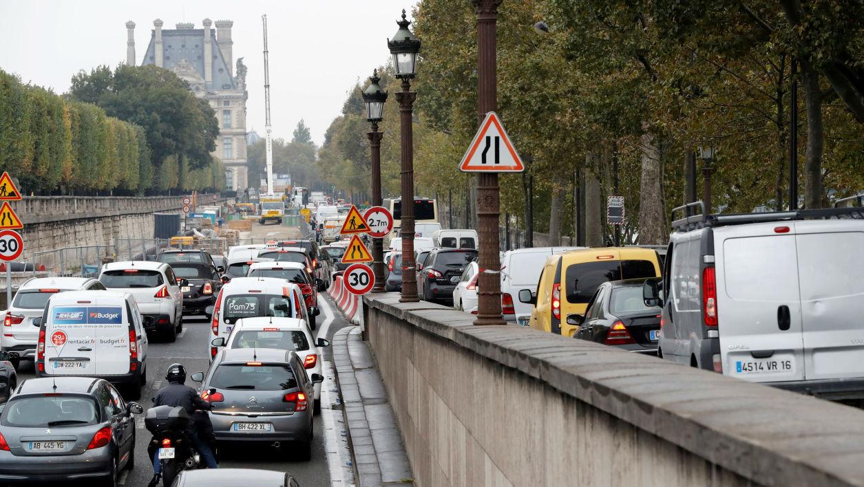 Officiel : le diesel interdit à Paris d'ici 2025