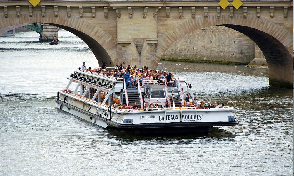 Et si les Parisiens allaient au boulot en bateau mouche ?