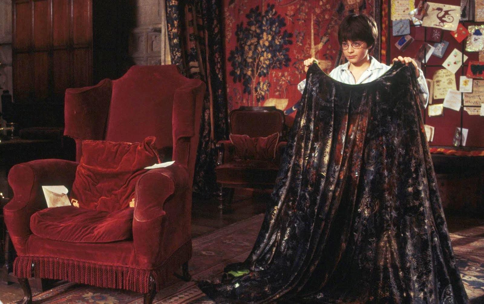 Prévenez Dumbledore : des Américains ont inventé une cape d'invisibilité