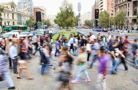 65% des Français disent avoir besoin de la mobilité pour être heureux