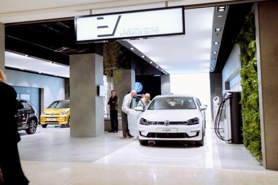 Un centre pour l'évangélisation des véhicules électriques vient d'ouvrir en Angleterre