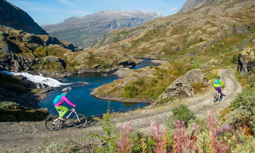 """5000 km à vélo de la Norvège à l'Espagne grâce à la """"Scandibérique"""""""