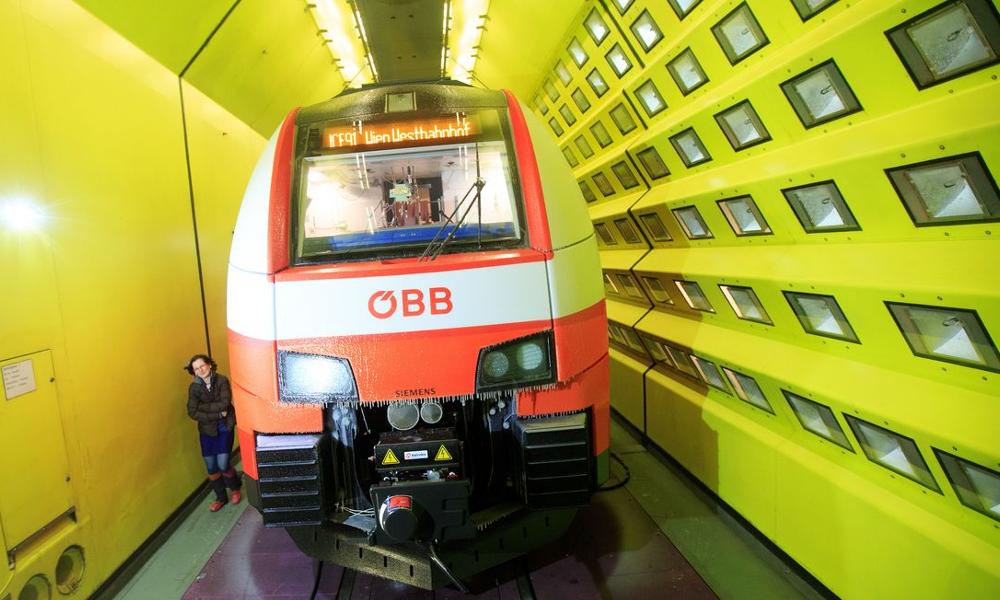 Les trains autrichiens fonctionnent déjà à l'énergie solaire