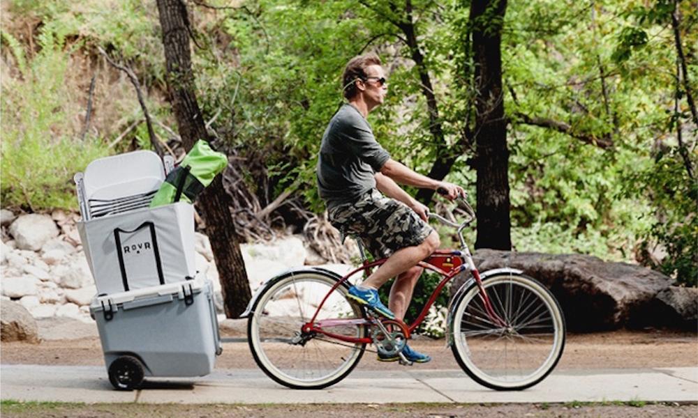 RovR en vélo