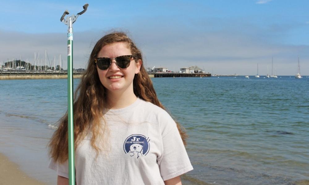 À 17 ans, elle convainc des boites américaines d'en finir avec le plastique