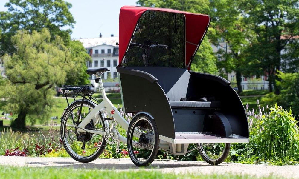 Des vélos-taxis pour sortir les seniors de l'isolement