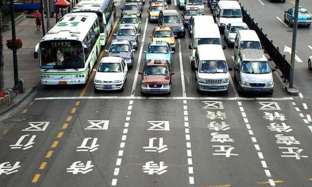 La Chine veut fliquer tous les mauvais conducteurs