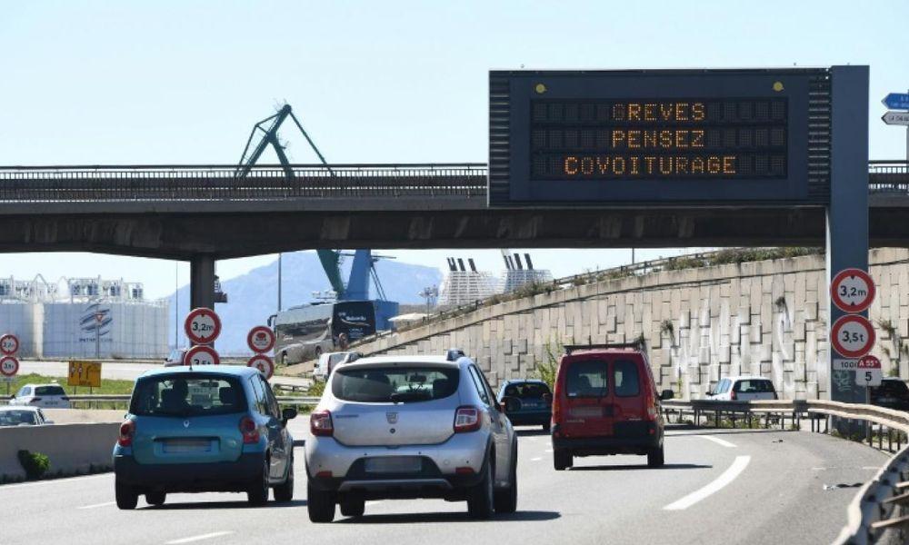Lyon va inaugurer une voie d'autoroute réservée au covoiturage