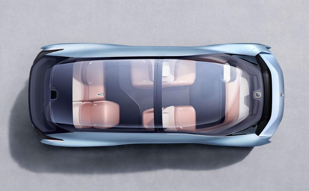 Demain nos voitures autonomes seront des appartements