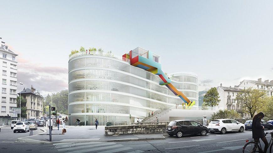 Des Nantais imaginent l'avenir des parkings en centre-ville