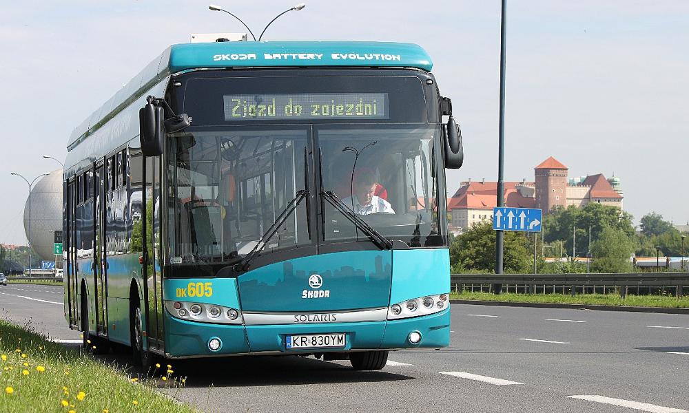 La Pologne veut devenir le leader européen du transport propre