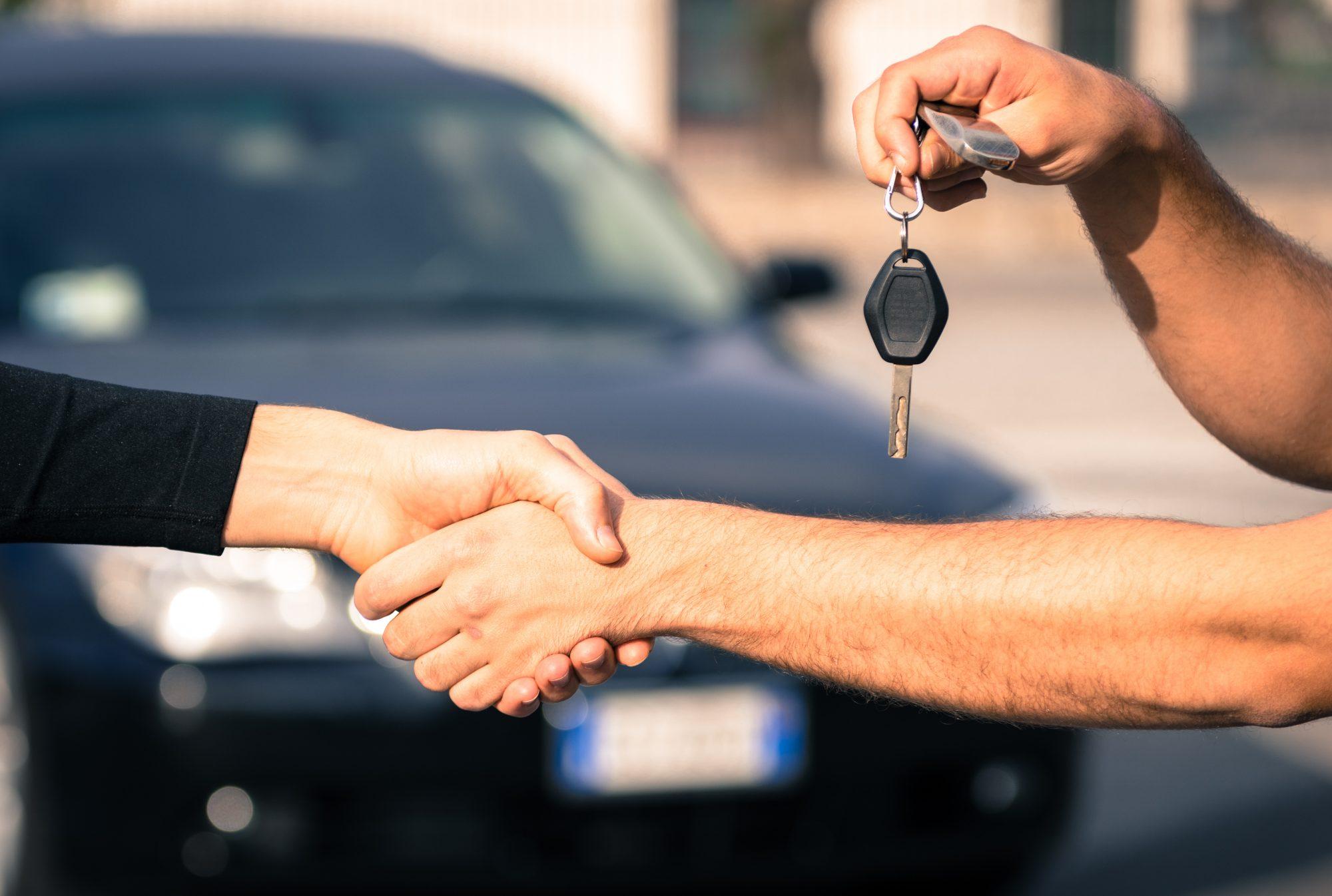 Pour vendre sa voiture en toute tranquillité, il y a Cocoricar