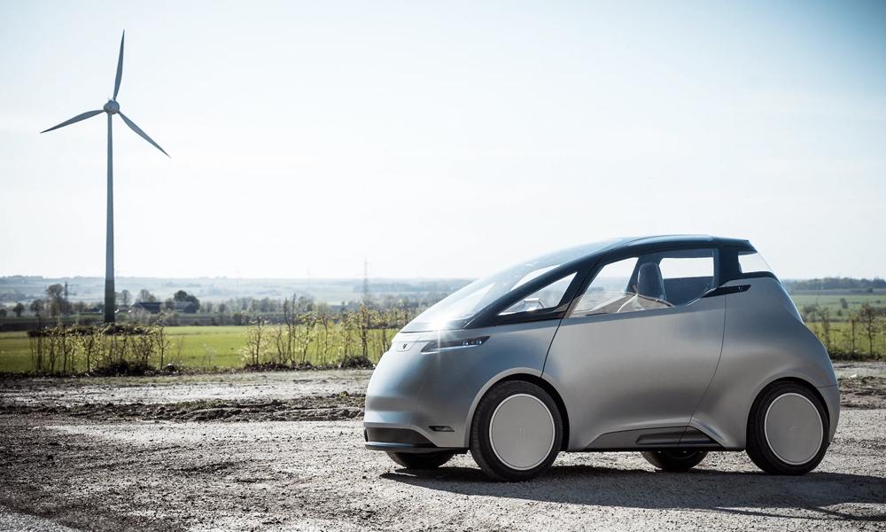 Une voiture électrique pas chère pour les pays émergents