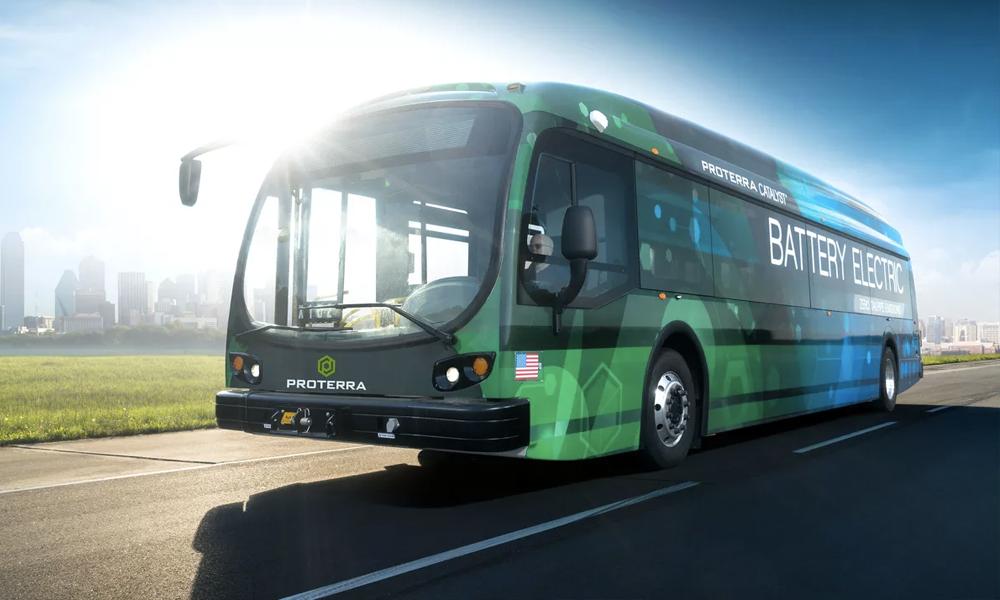 D'ici 2030, les bus seront presque tous électriques