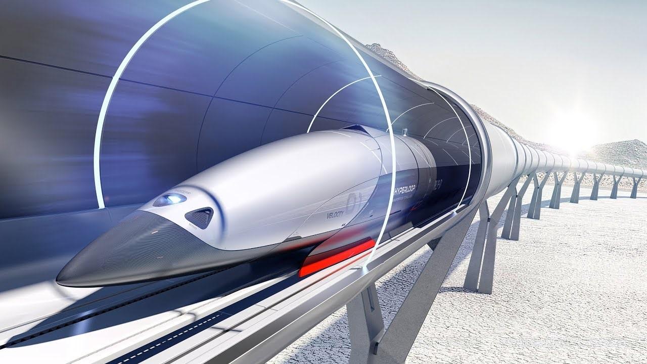Partir au boulot dans un train qui roule à 1200 km/h