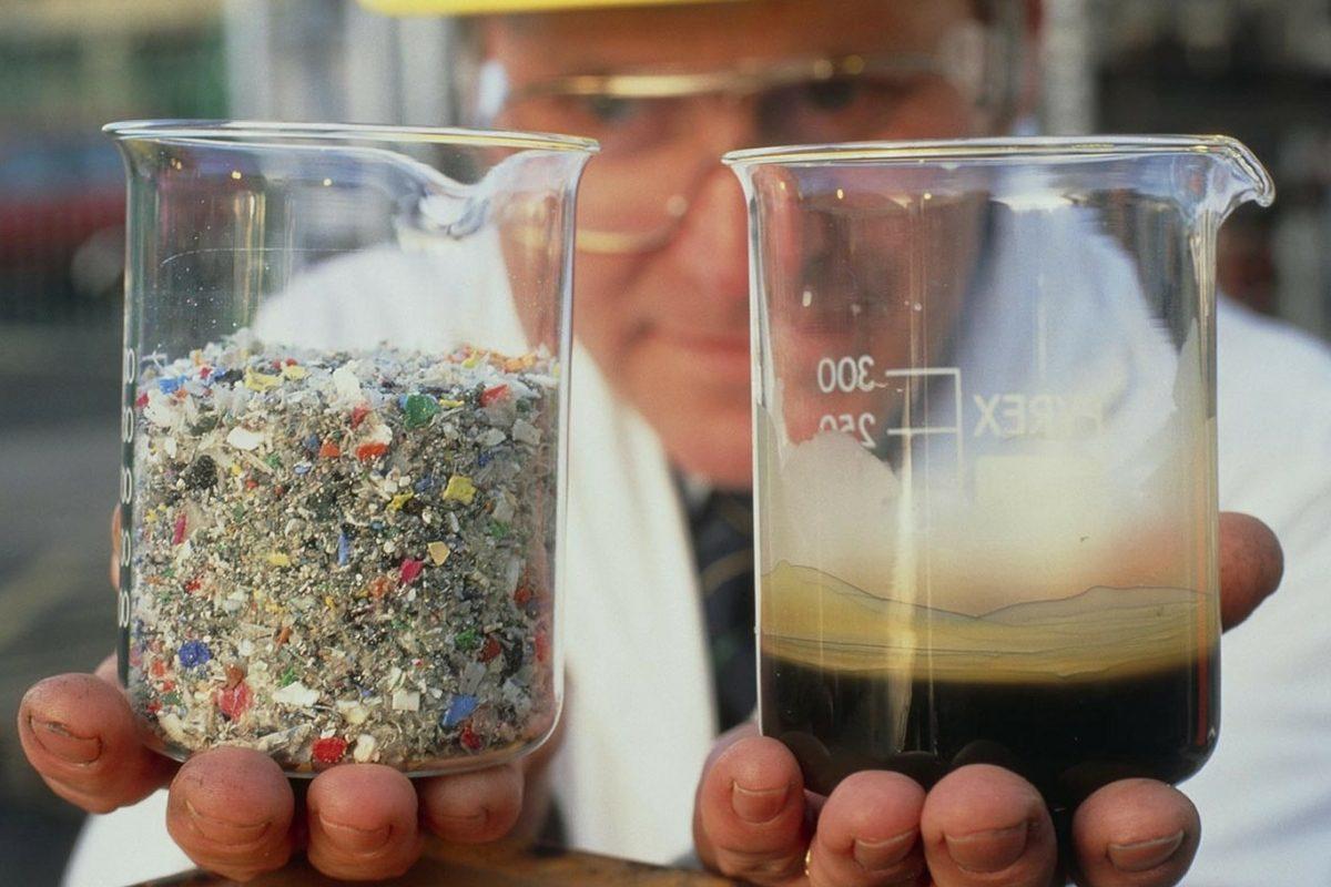 Recycler les déchets plastiques en carburant, c'est possible