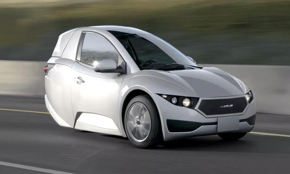 Voici la plus petite voiture du monde pour partir au boulot